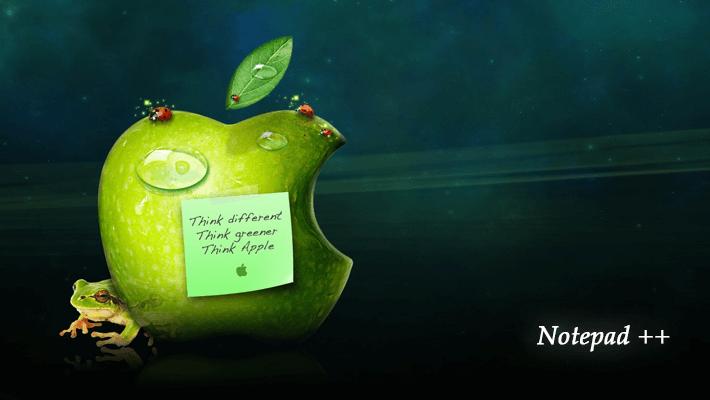 Mac için Notepad++ indir