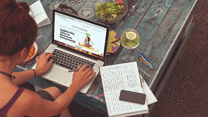 Hilal Çatalkaş: Diyetisyen Web Sitesi