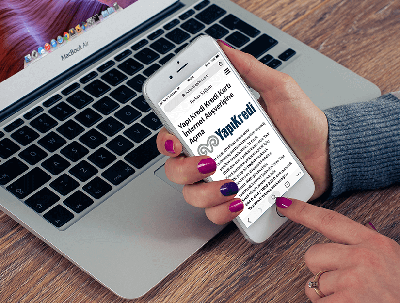 Kredi Kartlarını İnternet'ten Alışverişe Açma