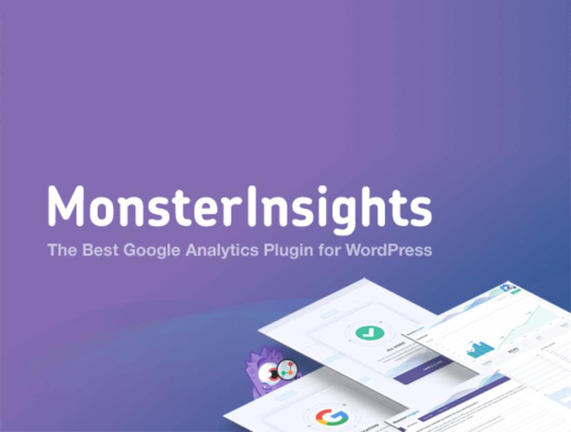 MonsterInsights – WordPress için Google Analytics Eklentisi