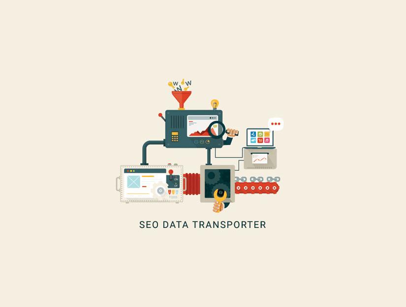 SEO Data Transporter