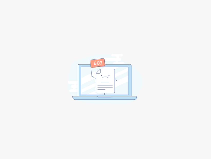 WordPress 503 Service Unavailable Error Hatası Nasıl Onarılır?