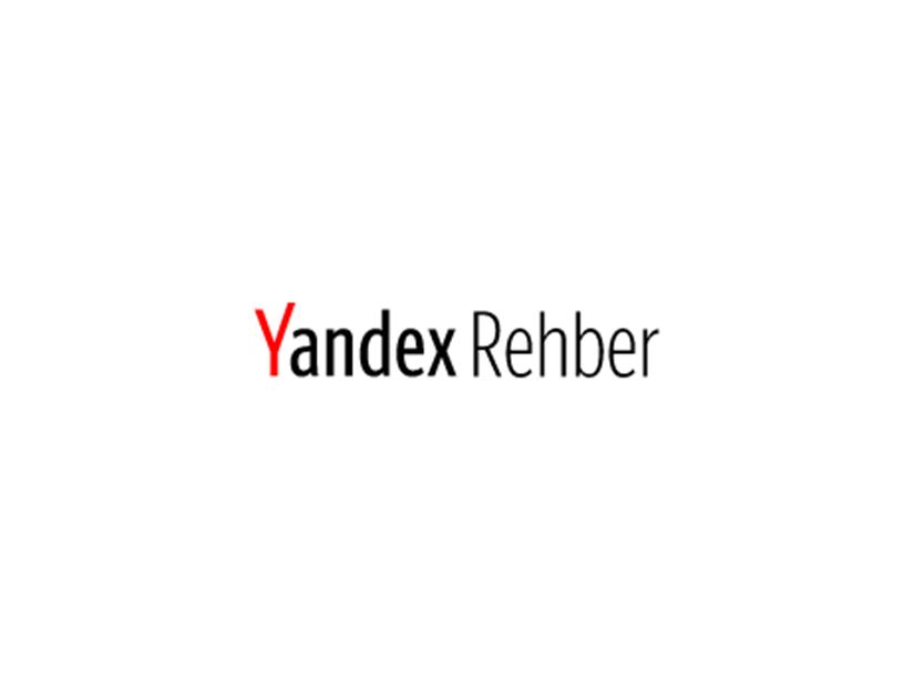 Yandex Rehber nedir Nasıl kullanılır