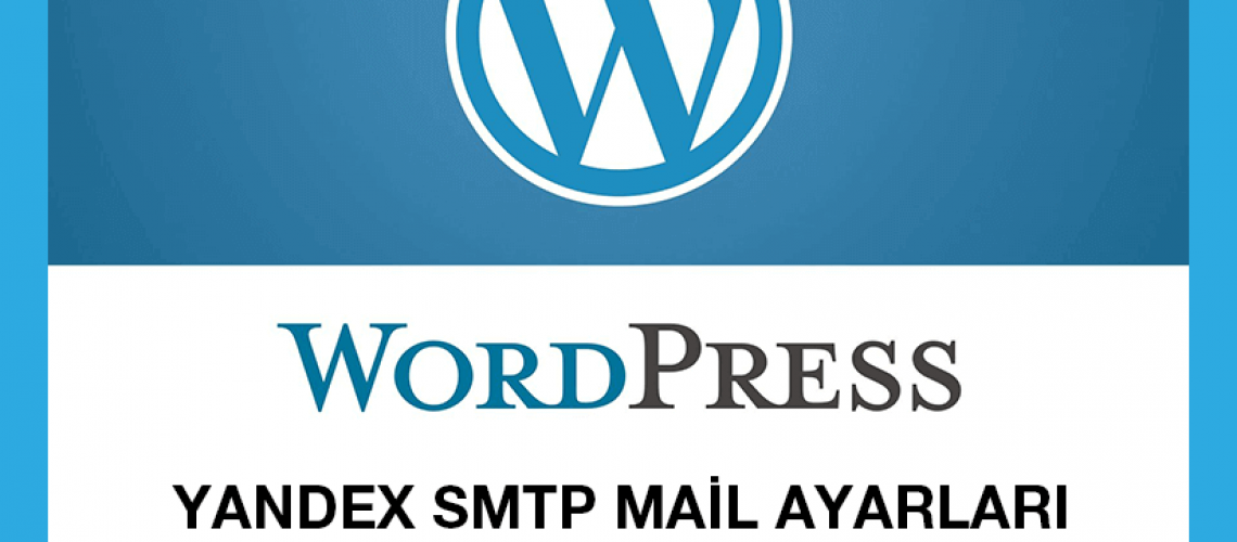 wordpress-yandex-smtp-mail-ayarlari
